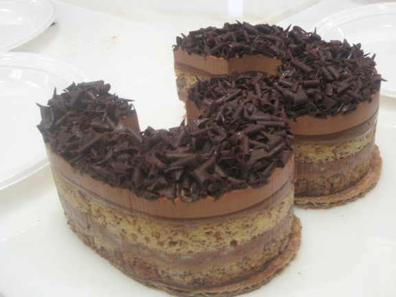 Roy Schvartzapel - Chocolate Layer Cake