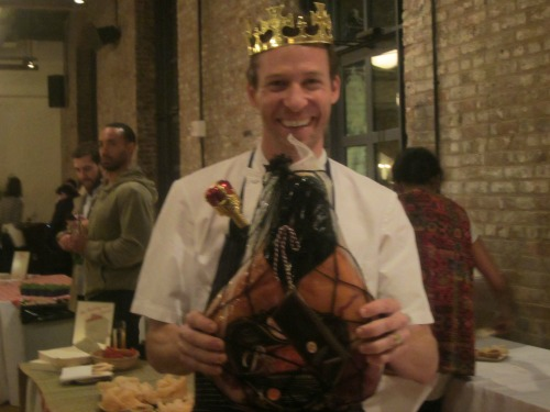 Chef Ryan Hardy crowned winner